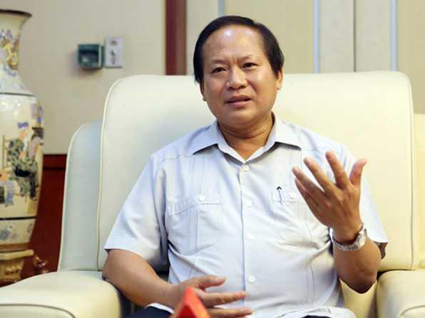 Bo truong Truong Minh Tuan: Khong nen vi loi ich ma 'tha troi' sim rac hinh anh 1