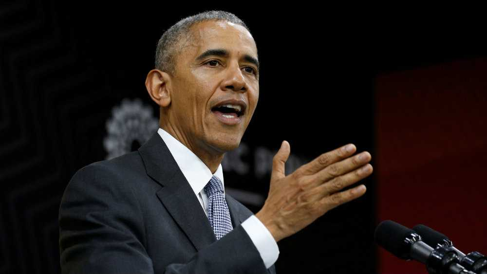 Ong Obama tam biet chinh truong the gioi hinh anh 1
