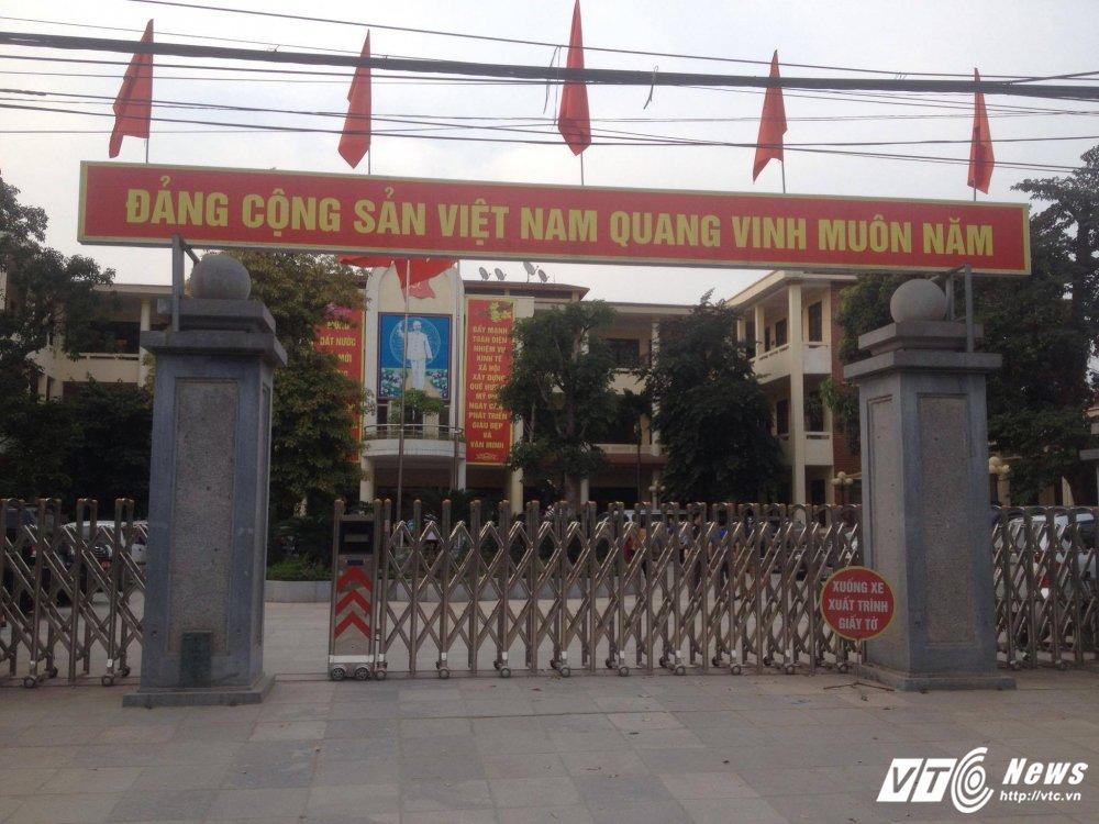 Ong Nguyen Duc Chung: 'De nghi nguoi dan som tha nguoi va thao do chuong ngai vat' hinh anh 5