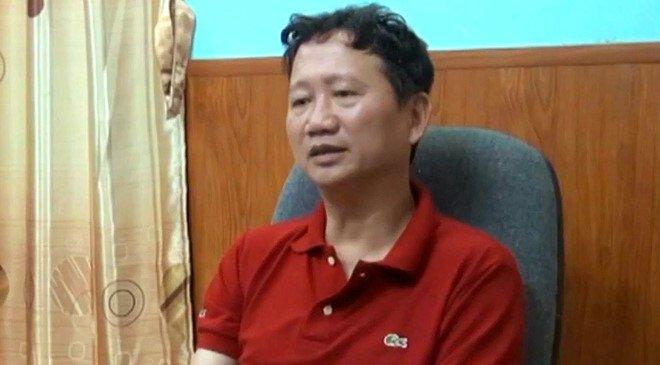 Trinh Xuan Thanh khai nhan so tien de trong vali tu em trai ong Dinh La Thang chuyen hinh anh 1
