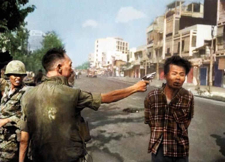 Chuyen it biet ve sat nhan khat mau Nguyen Ngoc Loan va nhung nam thang tam toi o My hinh anh 1