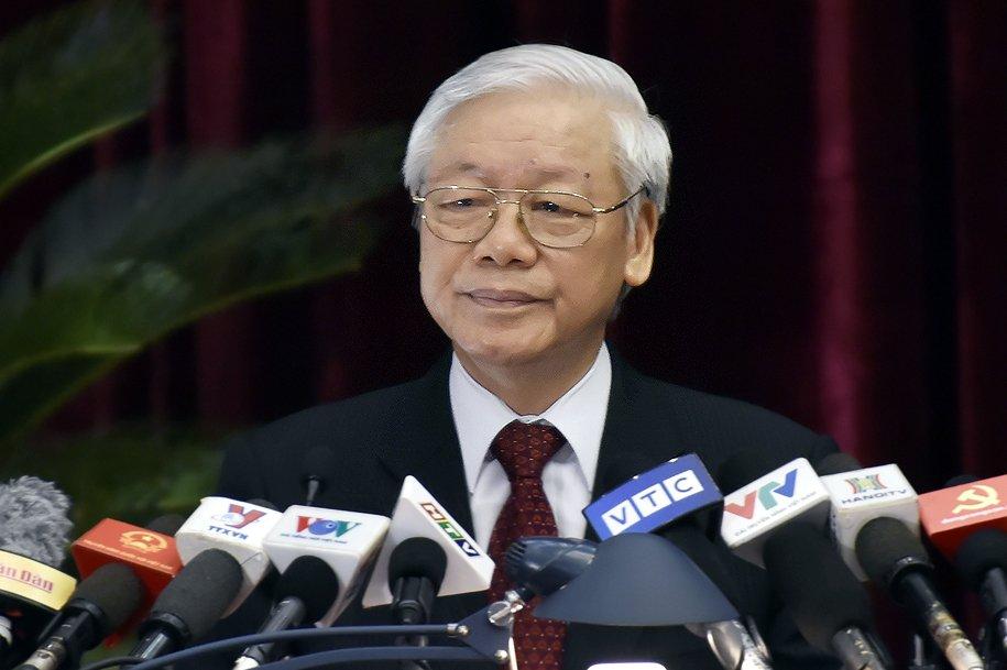 Tong Bi thu: Xu ly nghiem to chuc, ca nhan vi pham gop phan ran de, lam trong sach doi ngu can bo hinh anh 2