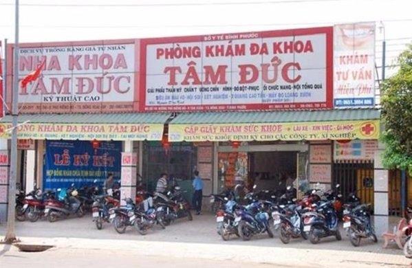 Lum xum tai Phong kham da khoa Tam Duc: Vi sao co quan cong an chua khoi to vu an? hinh anh 1