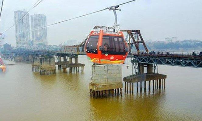 De xuat lam 'xe bus bay' vuot song Hong: Lanh dao So GTVT Ha Noi noi gi? hinh anh 1