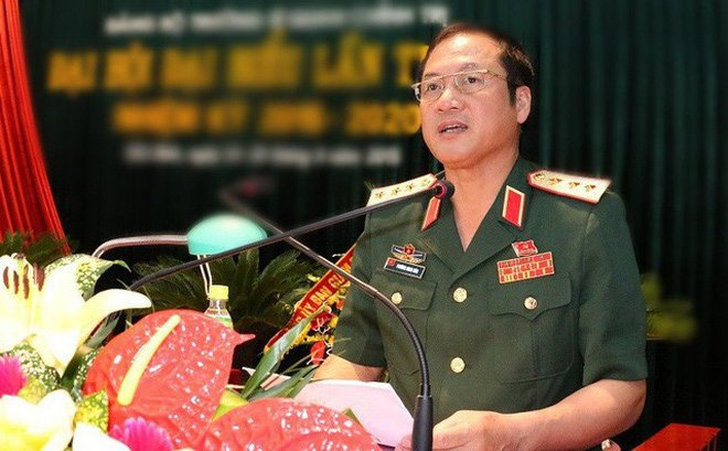 Bo Chinh tri, Ban Bi thu ky luat 3 tuong cong an, quan doi hinh anh 3