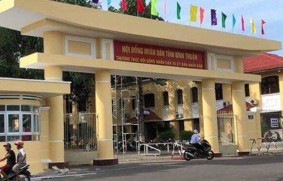 Thu tuong yeu cau tinh Binh Thuan bao cao viec can bo di nuoc ngoai hinh anh 1