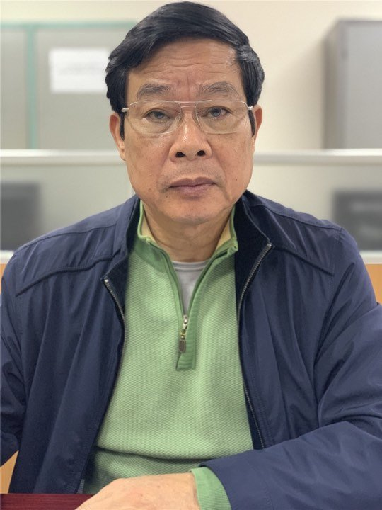 Khoi to, bat tam giam 2 cuu bo truong Nguyen Bac Son va Truong Minh Tuan hinh anh 1