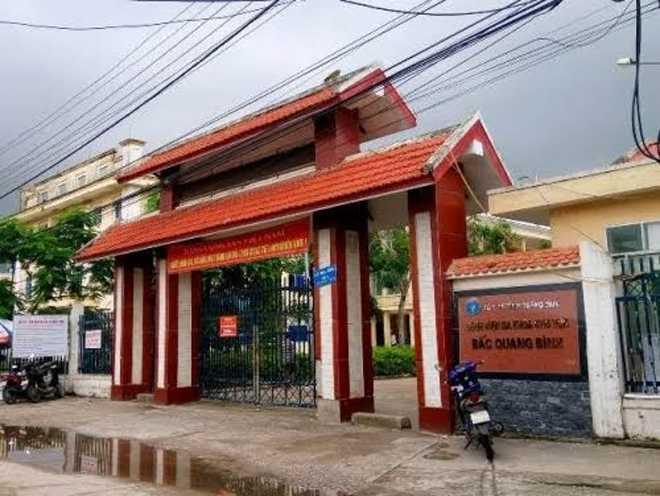 Vo y lam chet san phu, mot bac si o Quang Binh bi khoi to hinh anh 1