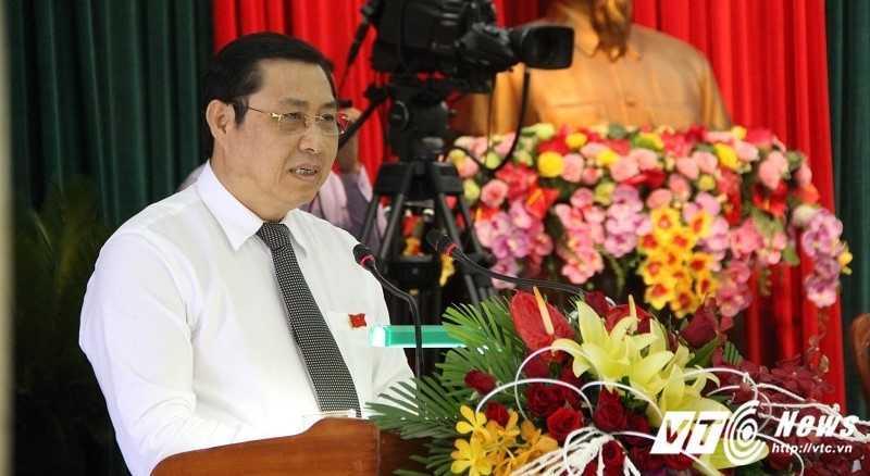 Da Nang phan hoi ve nghi van Chu tich Huynh Duc Tho so huu khoi tai san lon hinh anh 1