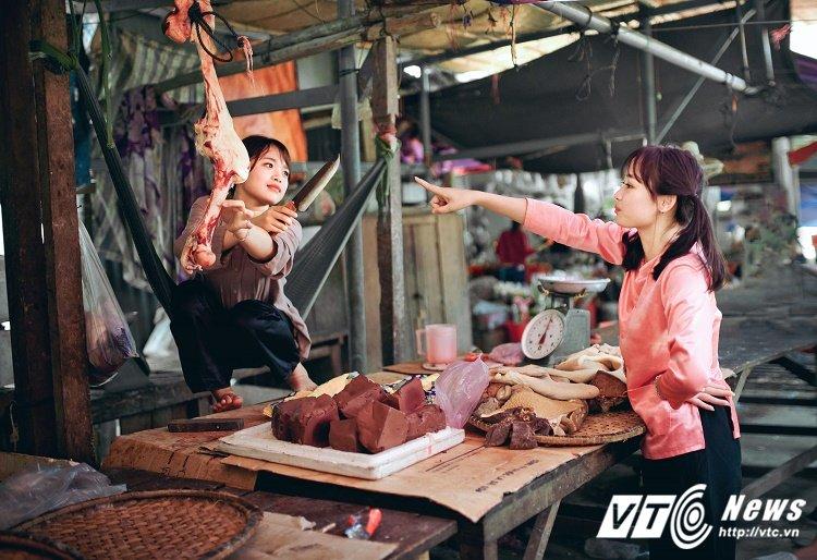 Chet cuoi voi chum anh ky yeu cho que thoi bao cap cua hoc sinh Quang Binh hinh anh 2