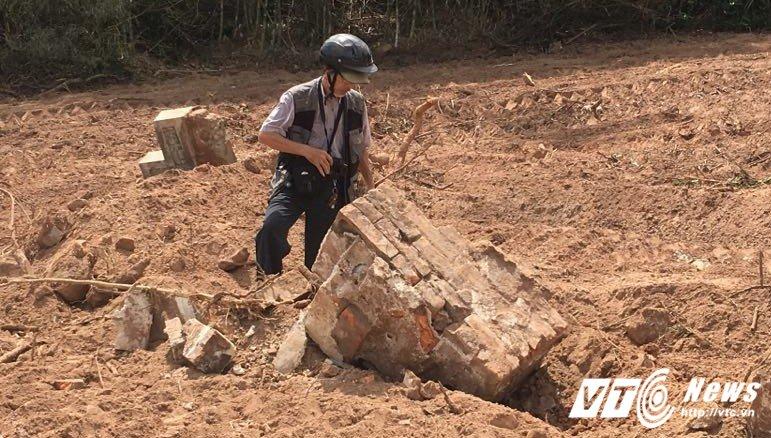 San phang lang mo vo vua trieu Nguyen lam bai dau xe: Thong tin bat ngo hinh anh 2