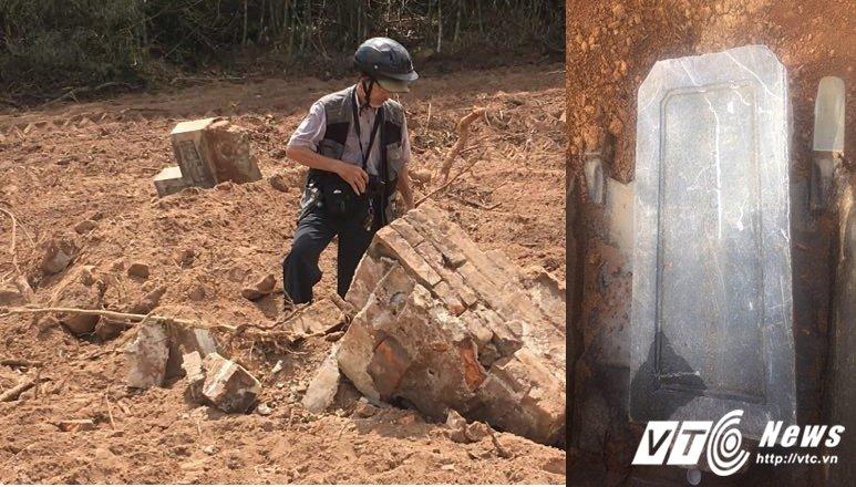San phang lang vo vua trieu Nguyen lam bai dau xe: 'Du la mo cua ai cung can duoc ton trong' hinh anh 2