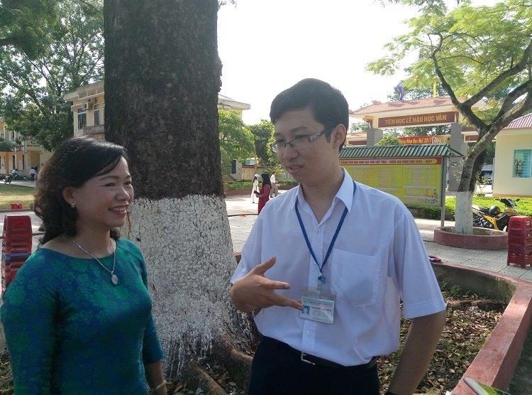 'Cau be Google' Phan Dang Nhat Minh duoc vinh danh trong le khai giang hinh anh 2