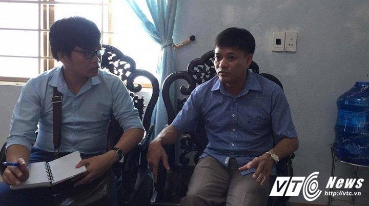 Map mo thu chi phi tuyen dung o Quang Tri: Cong an vao cuoc hinh anh 2
