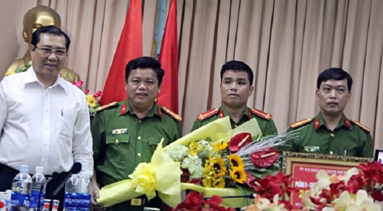 Thue o to ngang nhien van chuyen banh ma tuy 'khung' tu Quang Binh vao Da Nang hinh anh 1