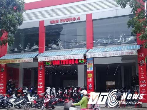 Tu y son lai mau xe Yamaha Exciter ban cho khach voi gia cao o Hue: Cong an len tieng hinh anh 4
