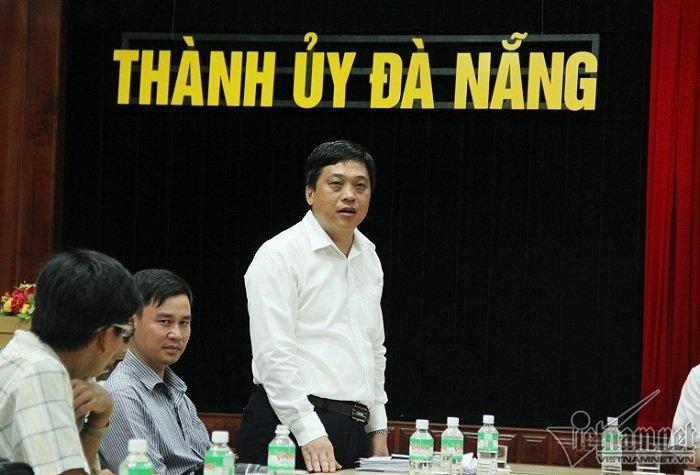 Dieu chuyen cong tac Chanh Van phong Thanh uy Da Nang hinh anh 1