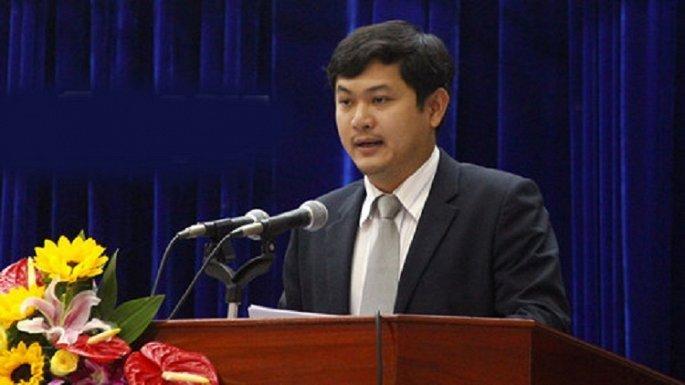 Giam doc So KH&DT Quang Nam Le Phuoc Hoai Bao di lam tro lai hinh anh 1