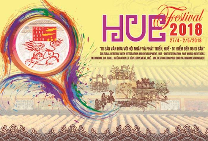 20 doan nghe thuat Chau A, Chau Au hoi tu tai Festival Hue 2018 hinh anh 1