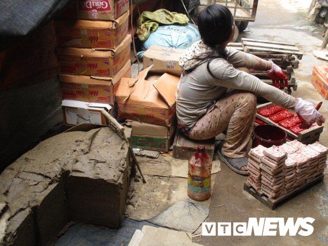 Anh: Ve lang Dia Linh xem nghe nan dat 'sinh' ong Cong, ong Tao hinh anh 5