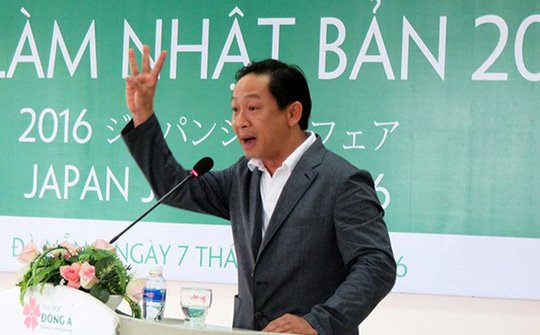 Nguyen Giam doc So Ngoai vu Da Nang bi ky luat canh cao hinh anh 1