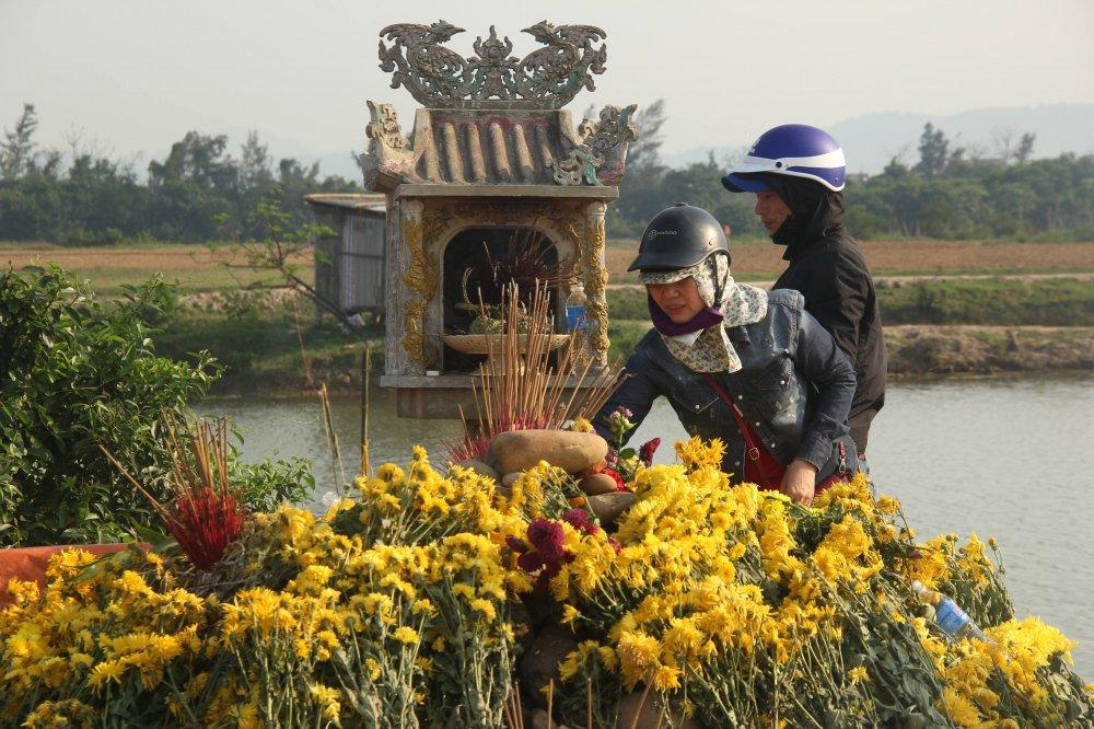 Giai ma su linh thieng cua 'ran than' xuat hien noi mo 'ba an may' o Quang Binh hinh anh 5