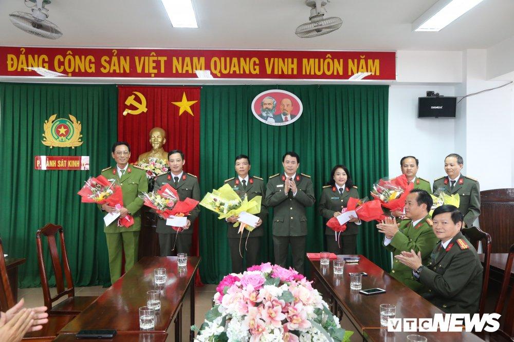 Khen thuong ban chuyen an danh sap duong day ca do tram ty dong o Hue hinh anh 1