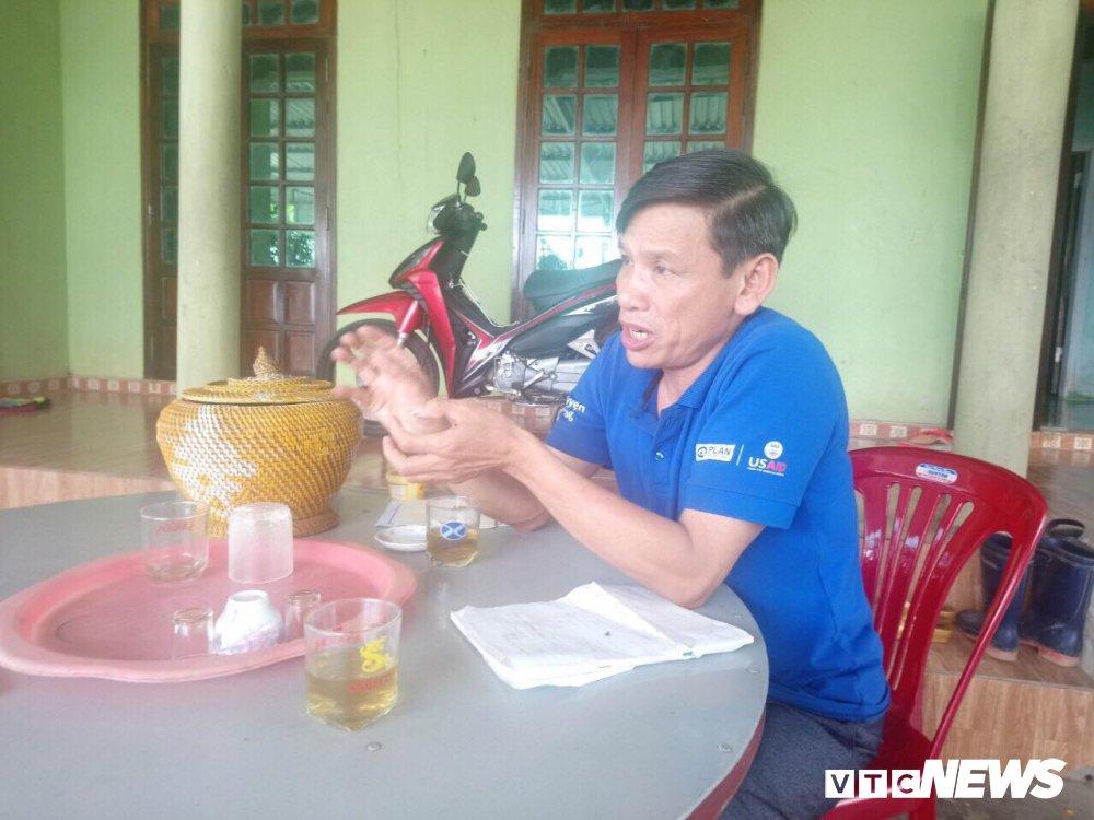 Bo chinh sach bi ban vao lo mo o Quang Tri: Can bo xa co dau hieu sai pham hinh anh 2
