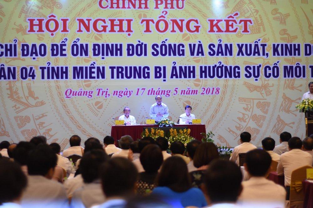 Moi truong bien 4 tinh mien Trung the nao sau 2 nam su co Formosa? hinh anh 1