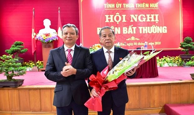 Nhung dieu it biet ve tan Chu tich UBND tinh Thua Thien - Hue Phan Ngoc Tho hinh anh 1