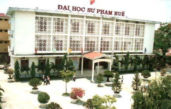 Yeu cau lam ro to cao gian lan diem thi o Dai hoc Su pham Hue hinh anh 1