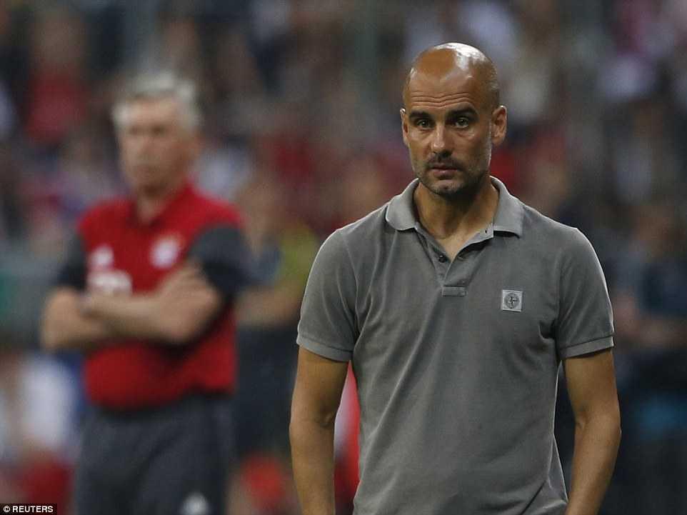 Bayern pha hong buoi ra mat Man City cua Guardiola hinh anh 6