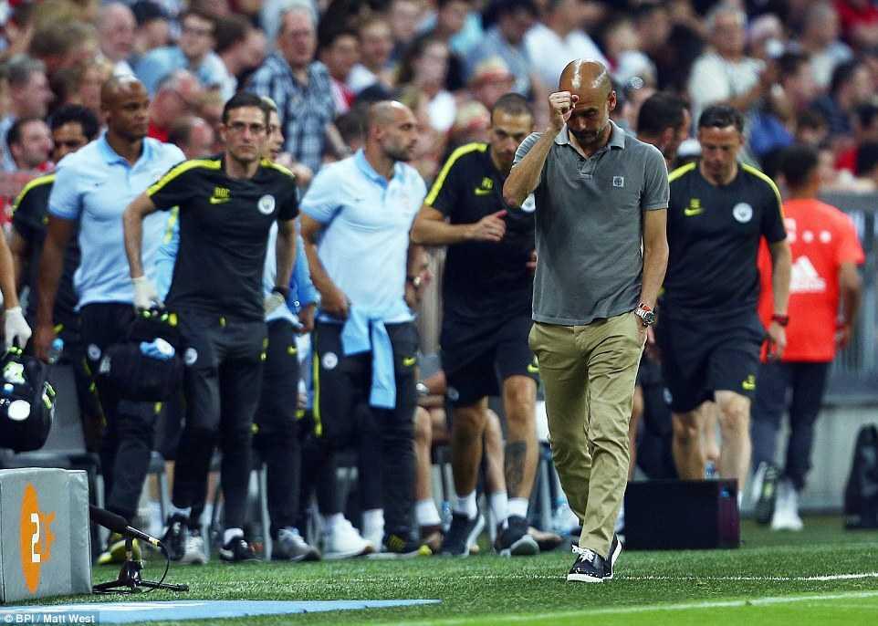 Bayern pha hong buoi ra mat Man City cua Guardiola hinh anh 8
