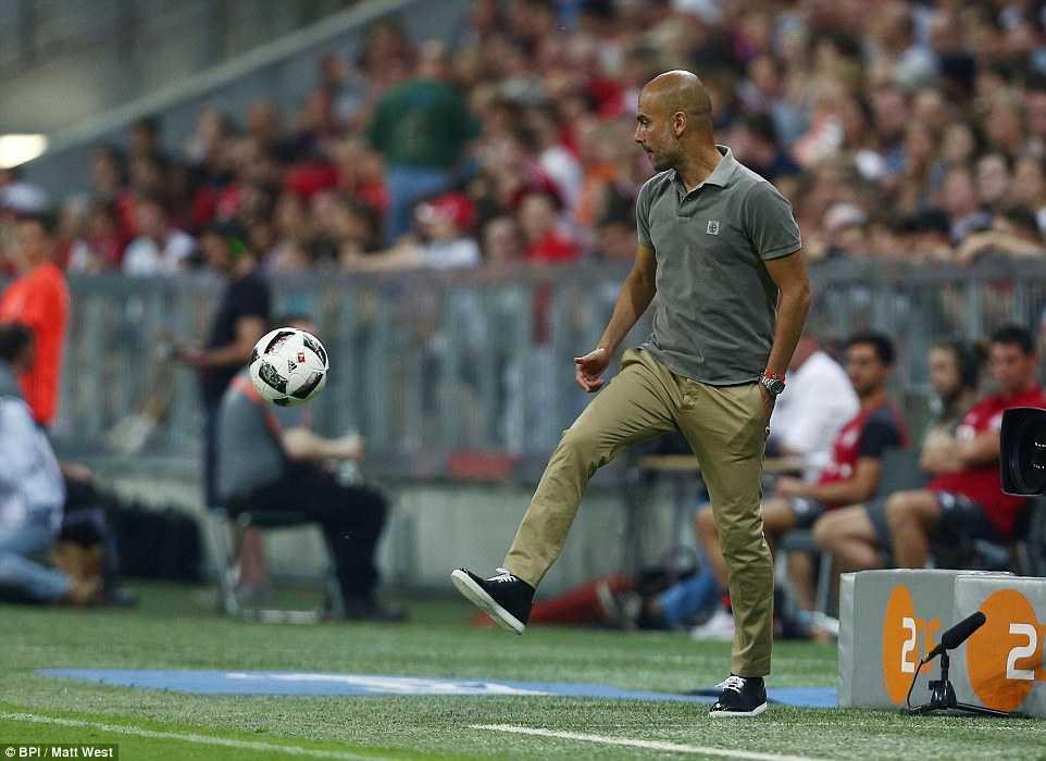 Bayern pha hong buoi ra mat Man City cua Guardiola hinh anh 7