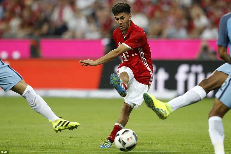 Bayern pha hong buoi ra mat Man City cua Guardiola hinh anh 3