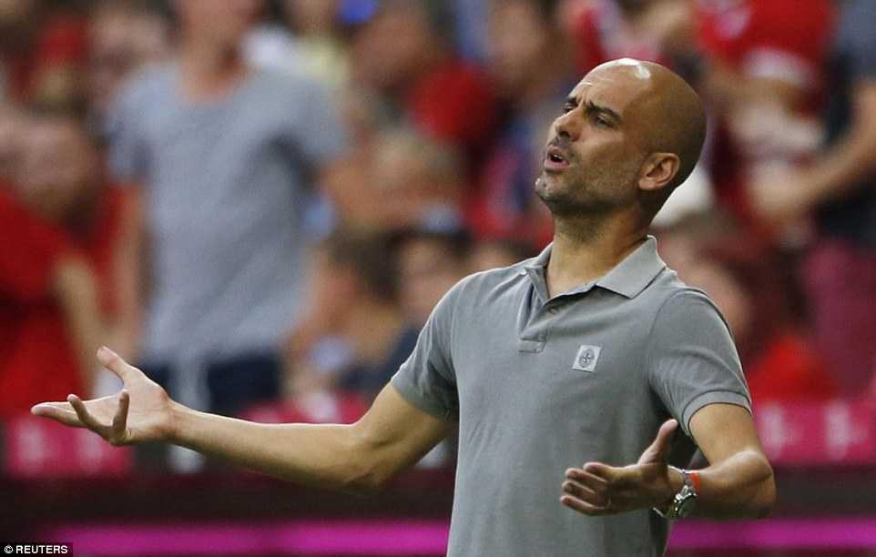 Bayern pha hong buoi ra mat Man City cua Guardiola hinh anh 5