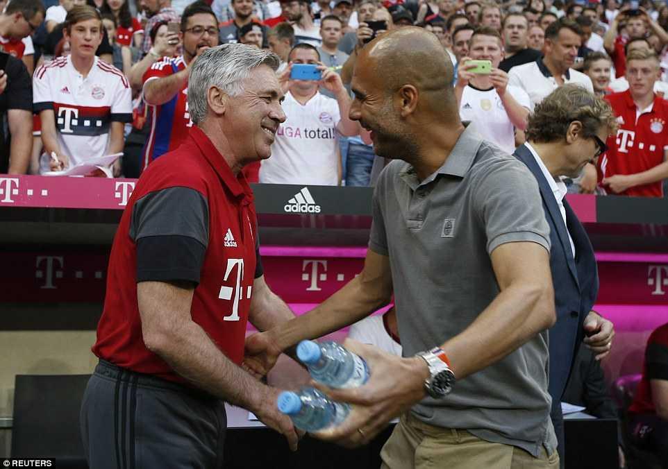 Bayern pha hong buoi ra mat Man City cua Guardiola hinh anh 2