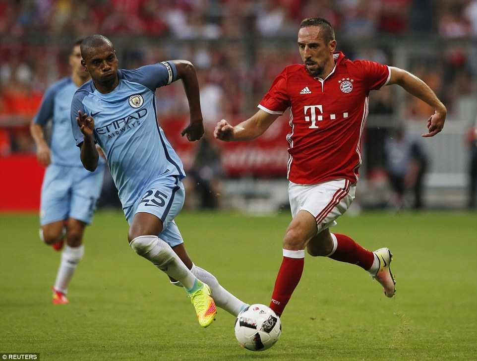 Bayern pha hong buoi ra mat Man City cua Guardiola hinh anh 1