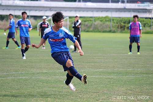 Mito Hollyhock vs Kanazawa: Cho Cong Phuong theo buoc Cong Vinh hinh anh 1