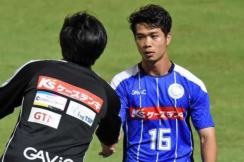Cong Phuong chua het canh du bi, Tuan Anh 'mat tich' o J-League 2 hinh anh 2