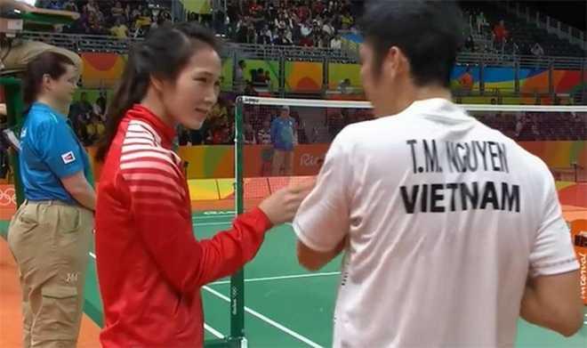 Thang thuyet phuc David Obernosterer, Tien Minh cho quyet dau voi Lin Dan hinh anh 1