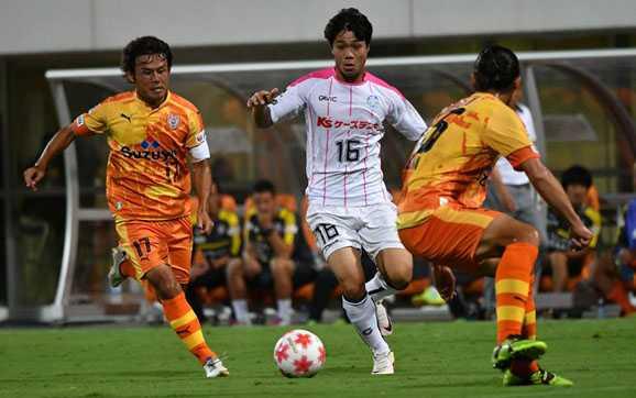 Cong Phuong, Tuan Anh co co hoi ra san tai J-League 2 chieu nay hinh anh 2