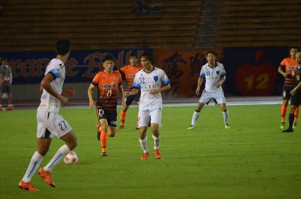 Cong Phuong chua het canh du bi, Tuan Anh 'mat tich' o J-League 2 hinh anh 1