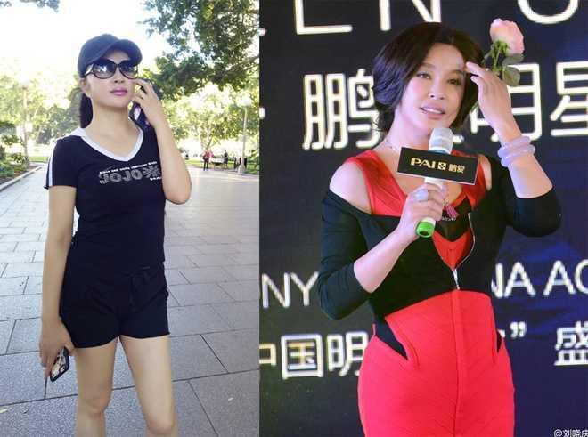 Phong cach mac khong mang tuoi tac cua sao Hoa ngu hinh anh 3