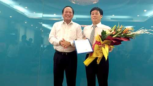 Ong Hoang Vinh Bao nham chuc Thu truong Bo TT&TT hinh anh 3