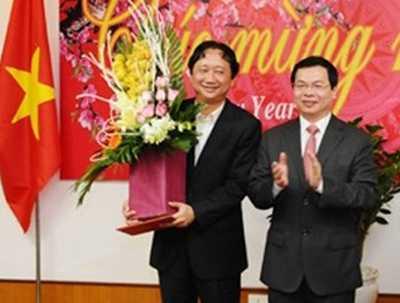 Uy ban Kiem tra Trung uong lam ro bo nhiem nhan su duoi thoi Bo truong Vu Huy Hoang hinh anh 1