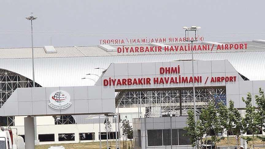 San bay Diyarbakir o Tho Nhi Ky bi tan cong bang rocket hinh anh 1