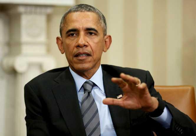 Tong thong Obama quyet trung phat Nga den het nhiem ky hinh anh 1