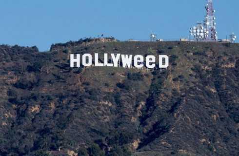 Bieu tuong Hollywood bi sua thanh Hollyweed gay xon xao nuoc My hinh anh 1