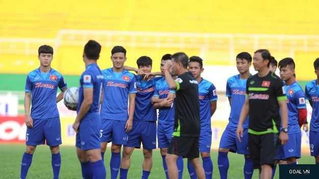 U23 Viet Nam la chu nha vong loai U23 Chau A 2018 hinh anh 1